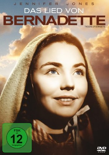 Das Lied von Bernadette - DVD