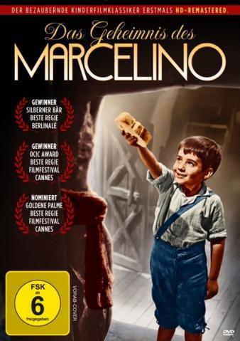 Das Geheimnis des Marcelino - schwarz-weiß - DVD