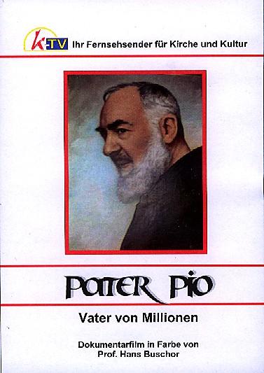 Pater Pio - Vater von Millionen - DVD