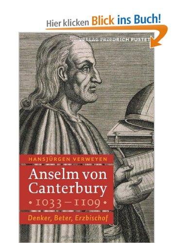 Anselm von Canterbury (1033–1109)