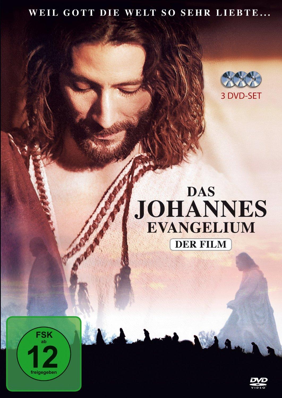 Das Johannes-Evangelium - Der Film - DVD