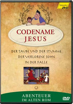 Codename Jesus 3 - DVD