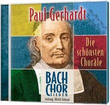 Die schönsten Choräle von Paul Gerhardt - CD