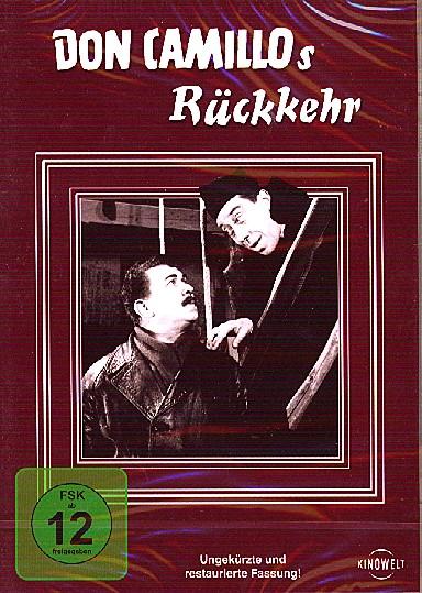 Don Camillos Rückkehr - DVD