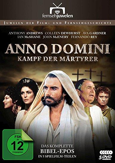 Anno Domini - Kampf der Märtyrer - DVD