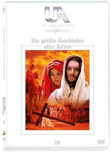 Die größte Geschichte aller Zeiten - DVD