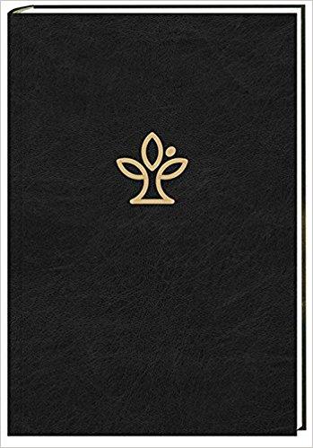 Die Bibel - Die neue Einheitsübersetzung, Leder mit Goldschnitt