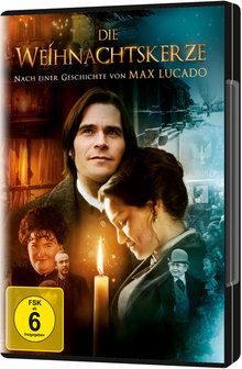 Die Weihnachtskerze - Christmas Candle - DVD