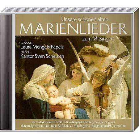 Unsere schönen alten Marienlieder - CD