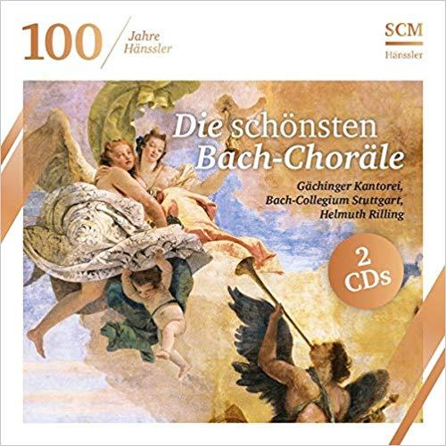 Die schönsten Bach-Choräle -CD