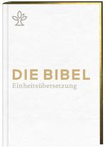 Die Bibel - Die neue Einheitsübersetzung - Kunstleder, weiß