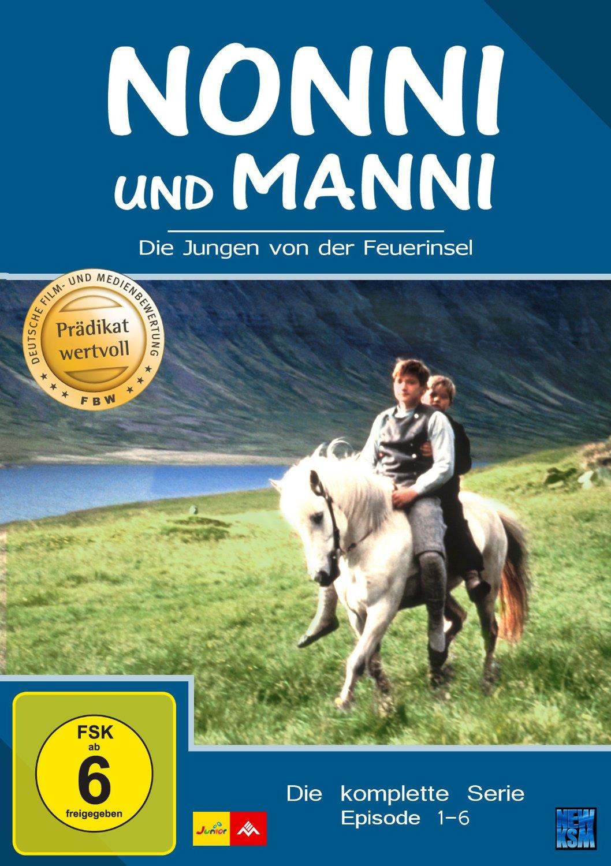 Nonni und Manni Episode 1-6 - DVD