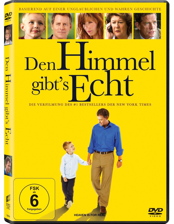 Den Himmel gibt's echt - DVD