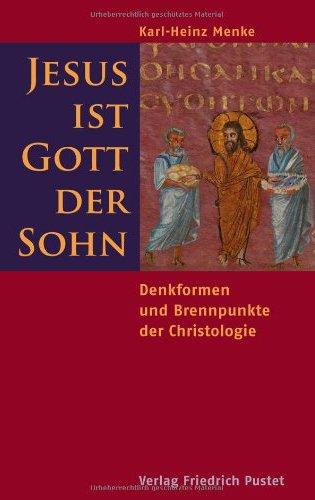 Jesus ist Gott der Sohn