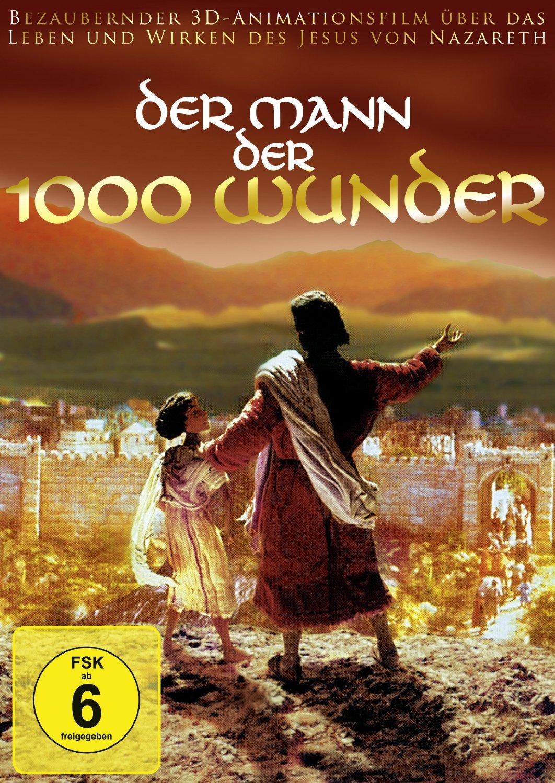 Der Mann der 1000 Wunder - DVD