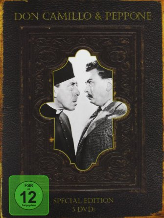 Don Camillo & Peppone, Special Edition, 5 DVDs