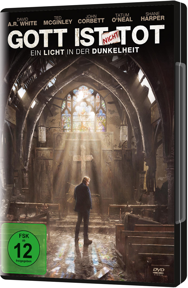 Gott ist nicht tot 3 - DVD