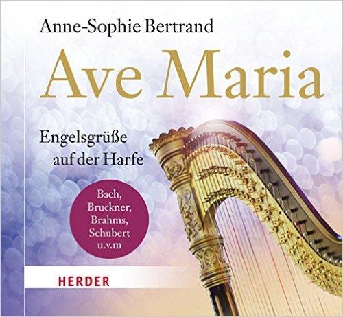 Ave Maria, Engelsgrüße auf der Harfe - CD