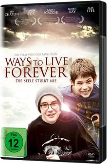 Ways to Live Forever - DVD
