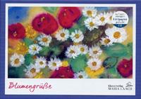 Blumengrüße Kartenbox