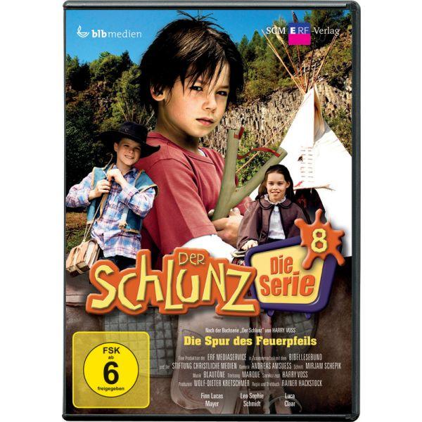 Der Schlunz 8 - DVD