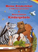 Meine Kinderbibel – Meine liebsten Kindergebete, statt € 16,99
