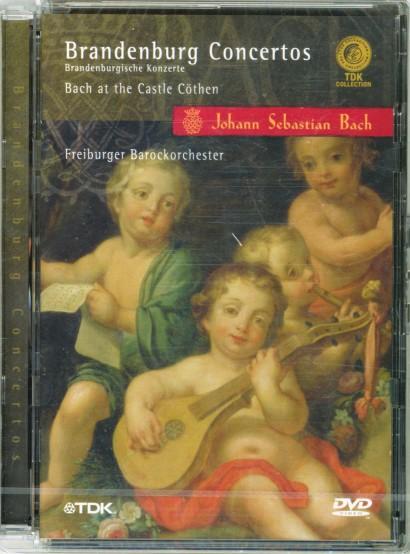 Brandenburgische Konzerte - DVD