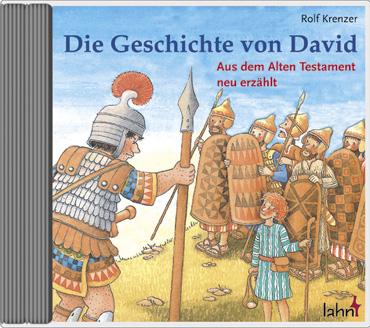 Die Geschichte von David - CD